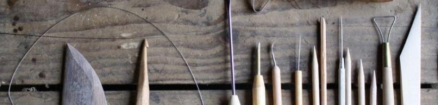 Инструменты для глины