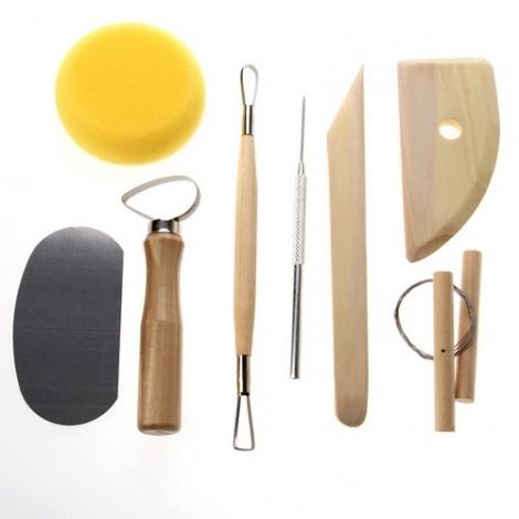 Набор инструментов для гончарного круга