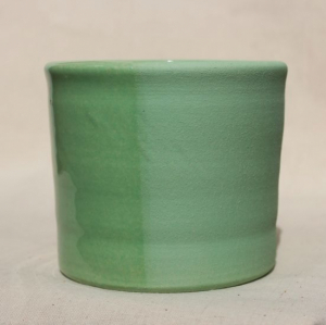 Ангоб зеленый №1