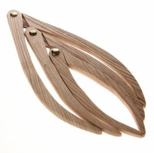 Кронциркуль деревянный