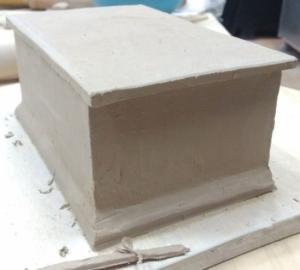 Керамическая масса  МКФ-2