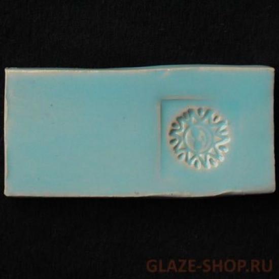 Глазурь голубая