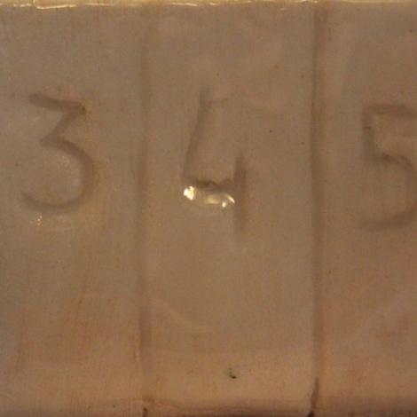 Глазурь основная прозрачная на керамической массе БСТ
