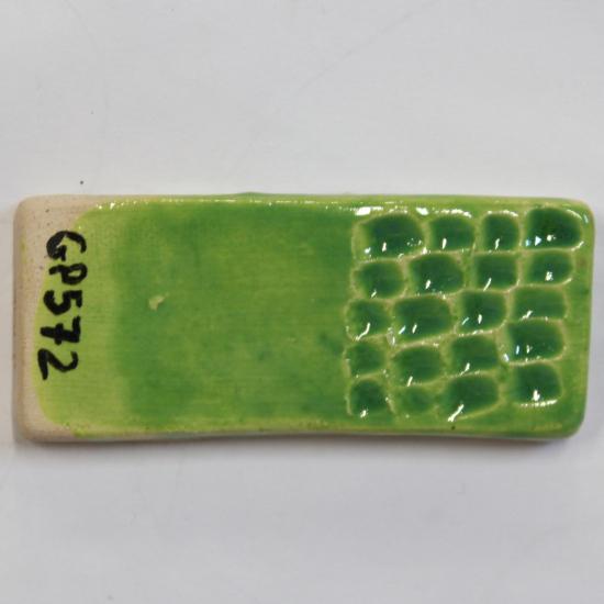 Глазурь для керамики зеленая