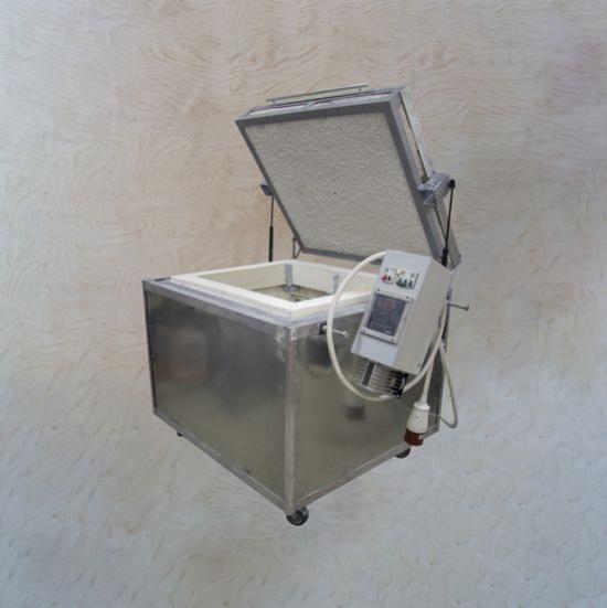 Муфельная печь ч вертикальной загрузкой 150 литров
