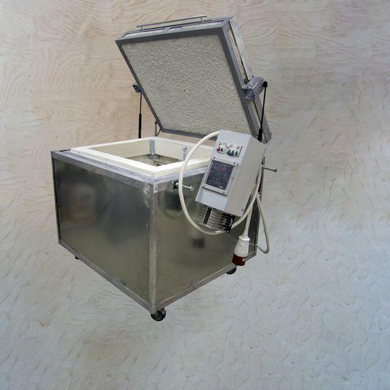 Муфельная печь с вертикальной загрузкой 175 литров
