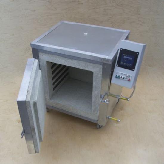 Электрическая муфельная печь 55-64 л.