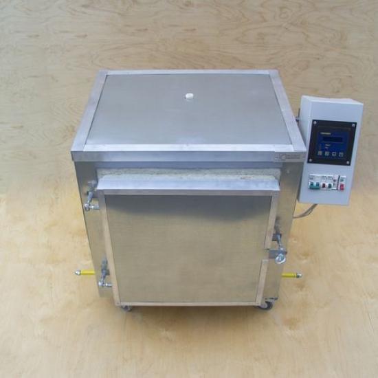 Электрическая муфельная печь для обжига 55-64 л