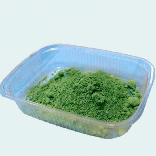 Пигмент зеленый керамический