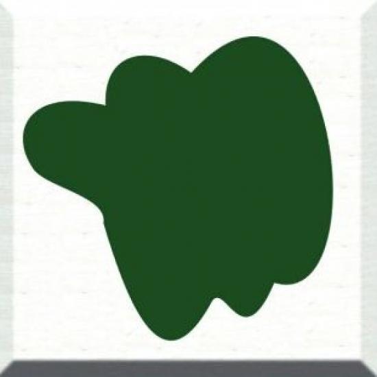 Пигмент зеленый для керамики