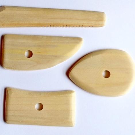 Стеки деревянные для гончарного круга