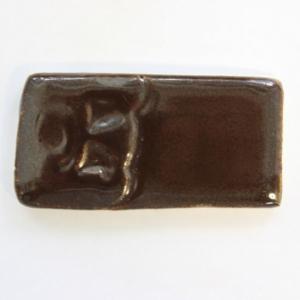 Глазурь для керамики коричневая
