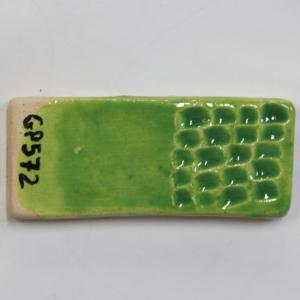 Глазурь зеленая