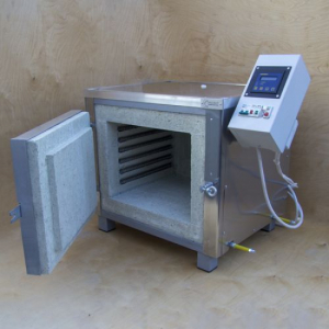 Муфельная печь для обжига керамики 76-80 л